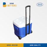 취급된 PE에 의하여 격리되는 플라스틱 냉각기 상자
