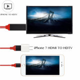 2m Speld 8 Van uitstekende kwaliteit aan de Kabel van de Adapter van HDMI HDTV AV voor iPhone