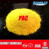 Poli cloruro de aluminio PAC para el tratamiento de agua