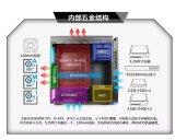 Heißer Spiel-Computer-Kasten des Verkaufs-ATX