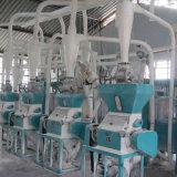 30 T/D moinho de farinha de milho da máquina de moagem de farinha de milho