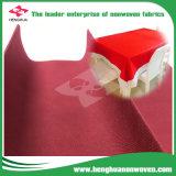 100% Polyprolylene Non-Woven resistente al agua en el rodillo con un punto de textil hogar