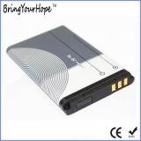 Bateria do Li-íon da recolocação 1020mAh Bl-5c para o telefone de Nokia (BL-5C-1020)