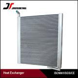 Barre en aluminium et de la plaque du refroidisseur d'huile pour Komatsu PC360-7