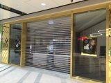 Прозрачный поликарбонат динамического затвор двери