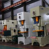 Estampación metálica JH21 160 toneladas de la herramienta de máquina punzonadora prensa eléctrica excéntrico