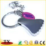 선물을%s 금속 열쇠 고리 배드민턴 Shuttlecock Keychain 광고