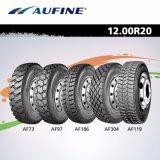 Высокого качества на заводе радиальных шин трехколесного погрузчика 12.00R20 при положении Drive