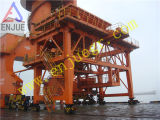 Передвижной тип хоппер окружающей среды Eco содружественный пылезащитный Port