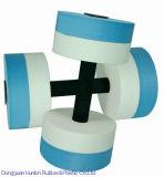 Exercício conjunto aquático halteres espuma de EVA haltere