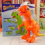 動きの漫画のギフトとしてプラスチック恐竜の世界のおもちゃ