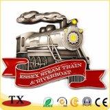 L'Angleterre Essex souvenirs touristiques Riverboat façonner le métal Fridge Magnet