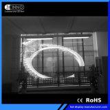 Visualizzazione di LED trasparente completa di colore SMD di alta luminosità di P3.9/7.8mm