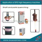máquina de aquecimento de alta freqüência 30-80kHz da indução 120kw Spg50K-120b