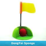 Buntes pädagogisches Spielwaren-Schaumgummi-Golfclub-Großhandelsset