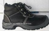 L'huile de haute qualité des chaussures de sécurité en cuir chaussures de sécurité de travaux de construction à Guangzhou