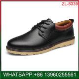 Fábrica de profesionales oferta de ocio Zapatos de cuero auténtico clásico