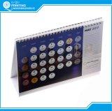 Новое печатание календара 2018 оптовых продаж изготовленный на заказ