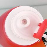 중국 제조자 FDA/BPA Free/LFGB 승인되는 접을 수 있는 유연한 재사용할 수 있는 실리콘 물병