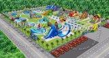 Piscina inflable emocionante parque acuático Aqua Park flotante con el mejor precio