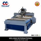 Machine de découpe CNC CNC Single-Spindle machine à bois (VCT-1325W)