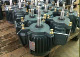 十字流れの冷却塔モーター