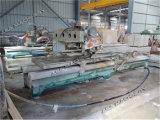 De semi-auto Machine van de Snijder van de Rand van de Steen om Graniet/Marmer Te snijden