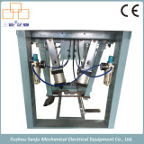 Máquina de soldadura plástica de alta freqüência de venda quente para o Raincoat