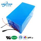 Pacchetto della batteria del litio LiFePO4 di tasso alto 48V 12ah di Hotsale per la batteria elettrica della bici