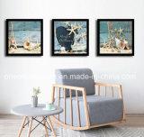 壁掛けの装飾のための海のシェル映像