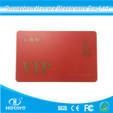 preço de fábrica em4100 RFID passiva do cartão de PVC para controle de acesso