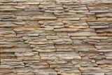 Chapa de piedra decorativa de pared de mampostería exterior de la repisa de la pila de los precios de baldosas de piedra