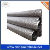 Produits chimiques de tuyau flexible en acier inoxydable