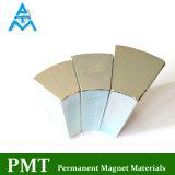 N30uh blauer Zink-Neodym-Magnet mit seltene Massen-magnetischem Material