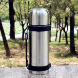 1000ml de capacidad de acero inoxidable de gran vacío aislado de la botella de agua