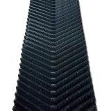 反対の流れの冷却塔のためのプラスチック19mmピッチの盛り土