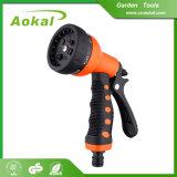 Gartenarbeit-Hilfsmittel-Hochdruckplastikwasser-Farbspritzpistole für Garten