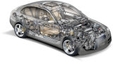 Fabriqué en Chine fonte ductile personnalisé de pièces automobiles OEM