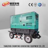 Beweglicher Schlussteil-Typ 300kw leiser Cummins elektrischer Strom-Diesel-Generator