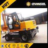 7 excavador de la rueda de la tonelada Wyl70 con el motor de Xinchai