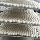 Umweltfreundlicher Wäscherei-Trockner-waschende Kugel der Wolle-6-Pack