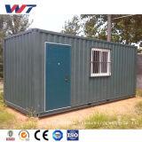 Емкость здание металлическую конструкцию, модульный Управление складом контейнер дома стали Cowshed фермерский дом