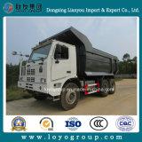 최신 판매 Sinotruk HOWO 덤프 트럭 70 톤 420HP 광업