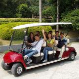 Электрический 8 поля для гольфа Seaters тележки