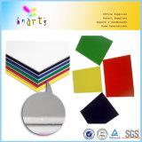 Het kleurrijke UVBlad van de Raad van het Schuim van het Bewijs