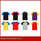 Créateur fait sur commande d'impression de T-shirts le meilleur marché (R75)