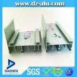 Perfil de alumínio do indicador & da porta para o mercado 6063 T5 da Guiné