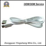 Micro-USB do cabo de carregamento de dados para o telefone