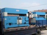 Máquina de estaca automática do plástico/folha da tela/Leather/EVA/Nonwoven