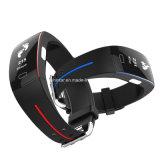 L'ECG de la pression artérielle Moniteur de fréquence cardiaque Fitness Montre bracelet Bracelet Smart Activity Tracker